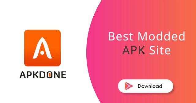 This image shows the sign of this application and tells its a best modded Apk site.