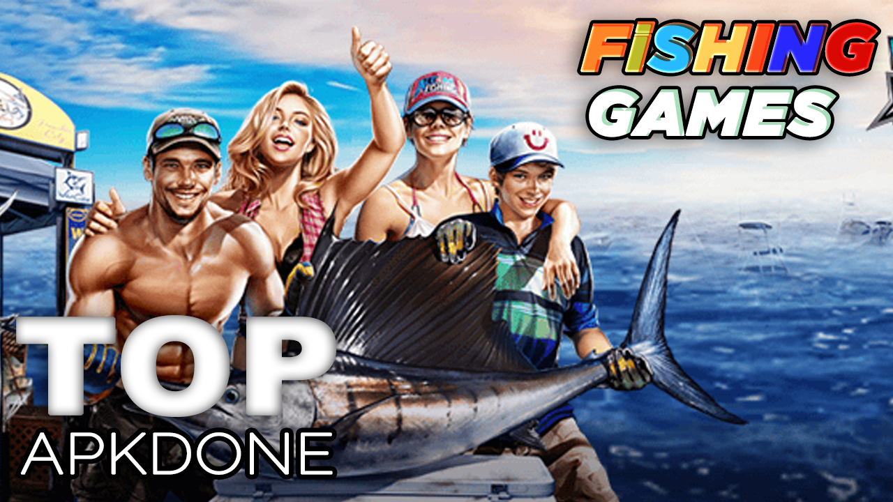 Best Fishing Games 2019 10 Best Fishing Games for Android | APKdone