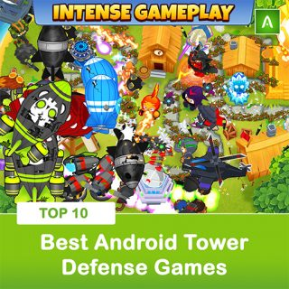 Best Tower Defense games for Android