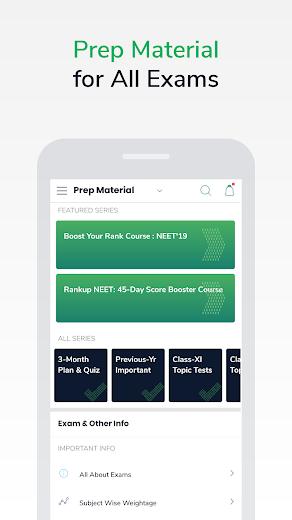 Exam Preparation App: Mock Test Series-Live Classes APK by Gradeup