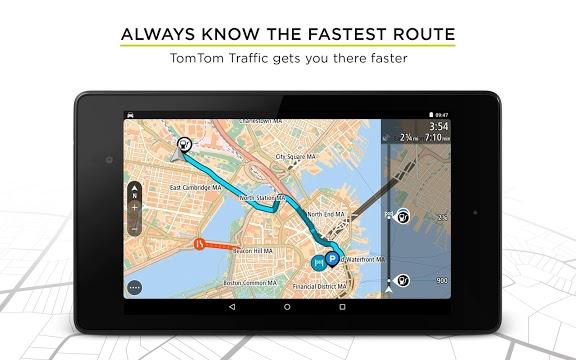 TomTom GPS Navigation Traffic