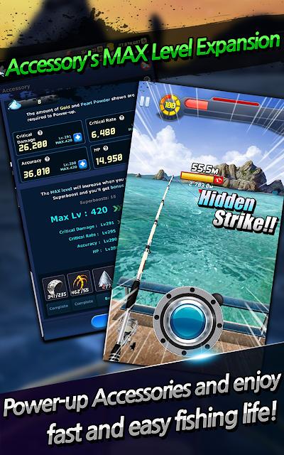 ace fishing wild catch hack apk