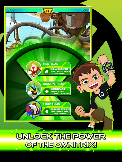 Ben 10 Heroes APK + OBB Data v1 3 0 Download for Android
