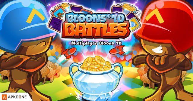 Bloons TD Battles MOD APK 6 4 (Unlocked) Download for Android