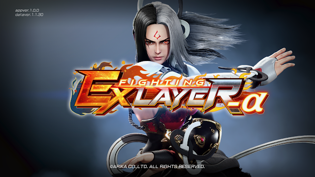 Fighting EX Layer Alpha APK + Data Download - Android Fighting Games