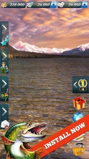 Let's Fish: Sport Fishing Games