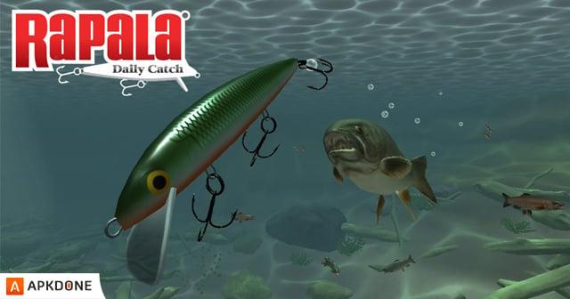 Rapala Fishing Daily Catch