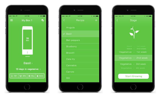 Growbox App