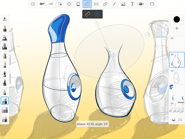 Autodesk Sketchbook Pro Apk V5 0 3 Full Unlocked For