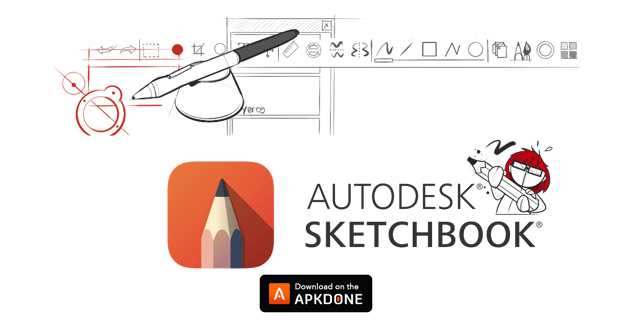 Autodesk SketchBook Pro poster