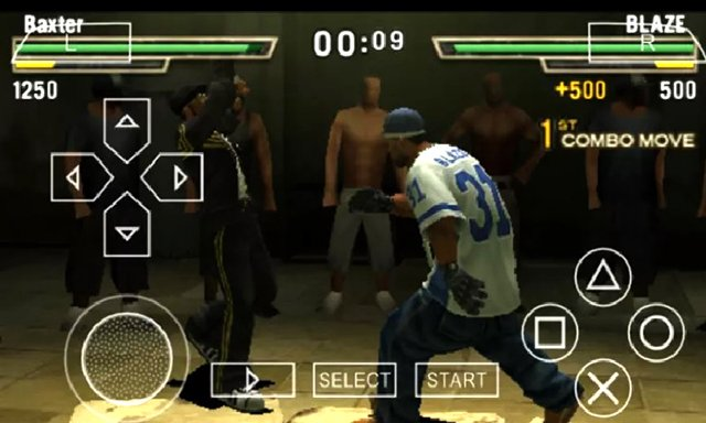 Download Def Jam Fight for NY: The Takeover APK + OBB Data