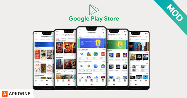 Google Play Store APK + MOD v16 6 26 for Android - Download
