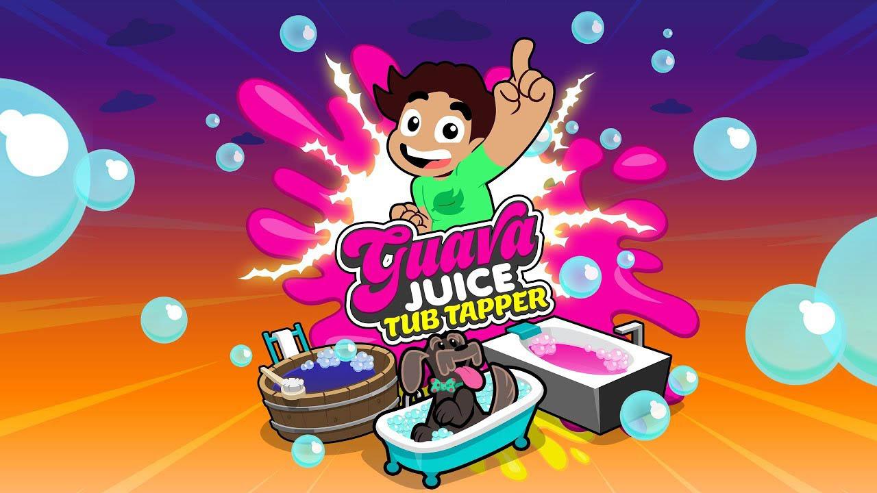 Guava Juice Tub Tapper poster
