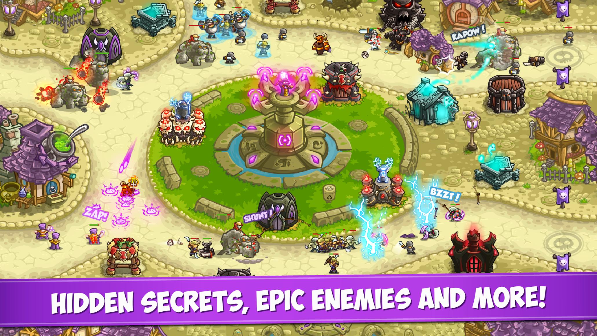 Kingdom Rush Vengeance Mod Apk Pc