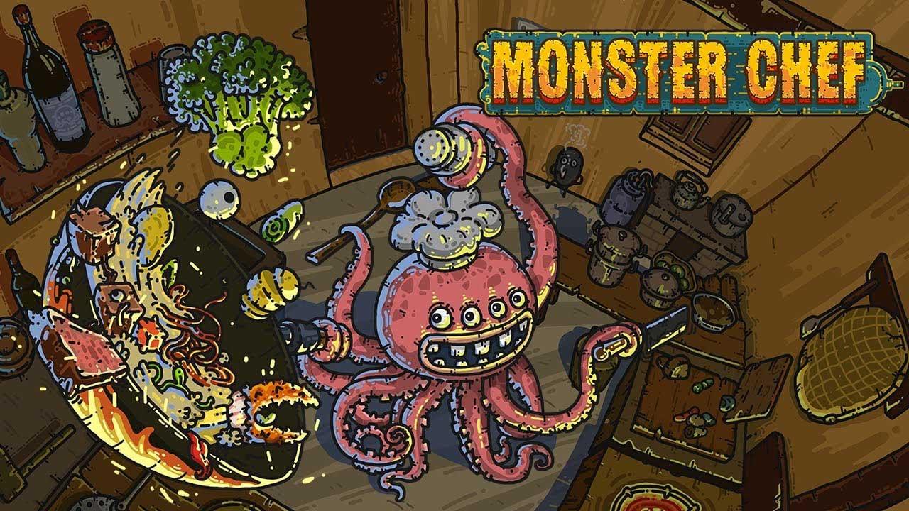 Monster Chef poster