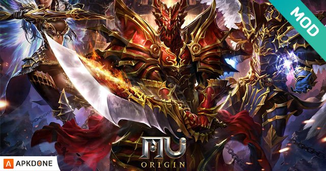 MU Origin MOD APK v9 0 1 (Free Diamonds) for Android - Free APK Download