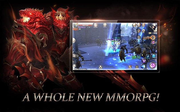 Mu Origin 2 (Global) MOD APK + OBB Data v1 3 5 for Android - Download
