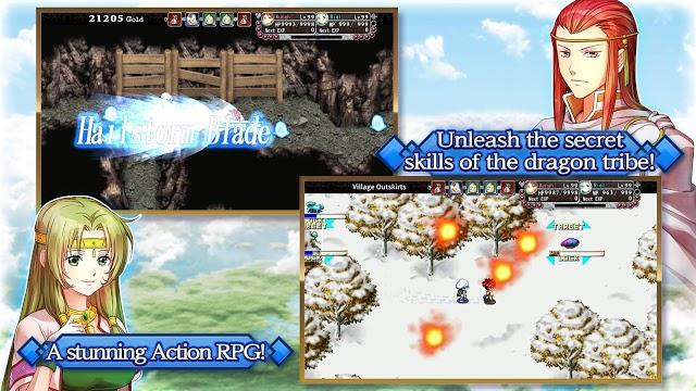 RPG Frane: Dragons' Odyssey APK + OBB 1 0 1g for Android