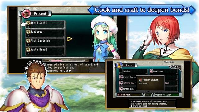 RPG Frane Dragons' Odyssey