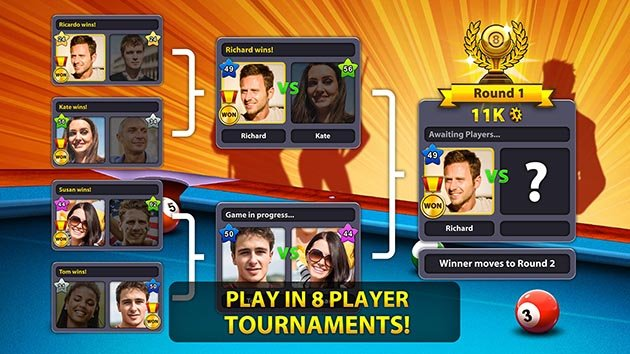 8 Ball Pool MOD APK 4 5 2 (Long Lines/Anti Ban) for Android
