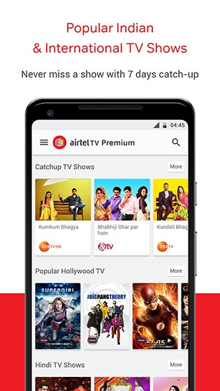 Airtel TV APK 1 17 5 Download - Android Live TV, Movies,TV