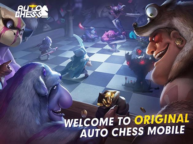 Auto Chess Mobile