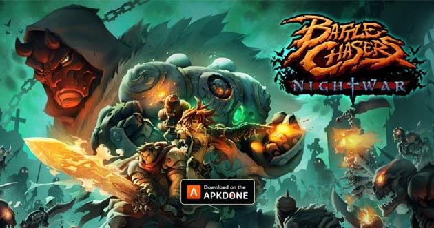 Battle Chasers: Nightwar poster