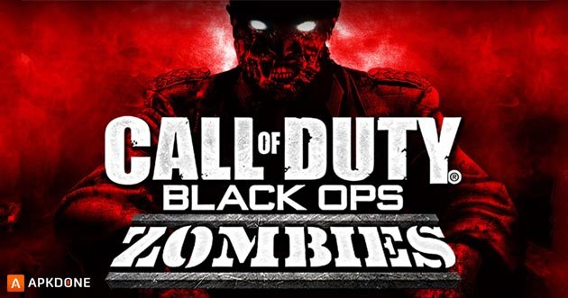 Call of Duty: Black Ops Zombies poster