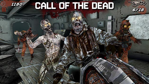Call of Duty: Black Ops Zombies MOD APK + Data 1 0 11 for