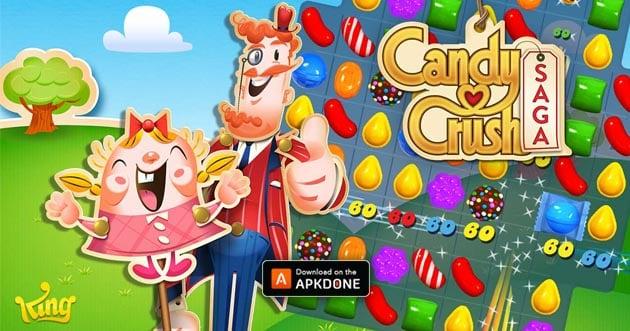games download candy crush saga