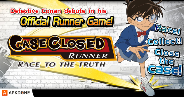 Case Closed Runner: Race to the Truth poster