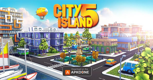 City Island 5 poster