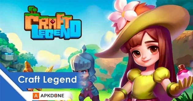 Craft Legend poster