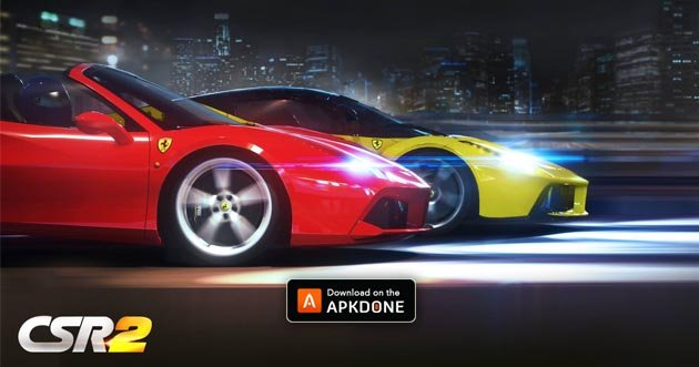 CSR Racing 2 MOD APK + OBB v2 6 3 (Unlocked) for Android