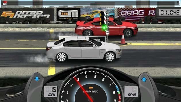 Drag Racing screenshot
