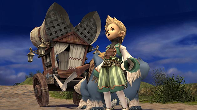Final Fantasy Crystal Chronicles Remastered Edition Apk 1.0 1