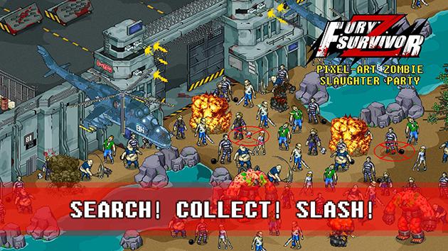 Fury Survivor Pixel Z