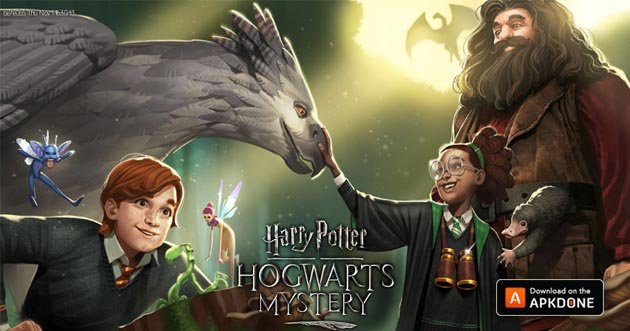 Harry Potter Hogwarts Mystery Mod Apk 3 3 2 Free Shopping For Android