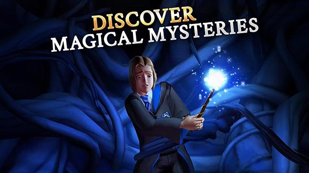 Harry Potter: Hogwarts Mystery MOD APK 1 19 0 (Free Shopping) for