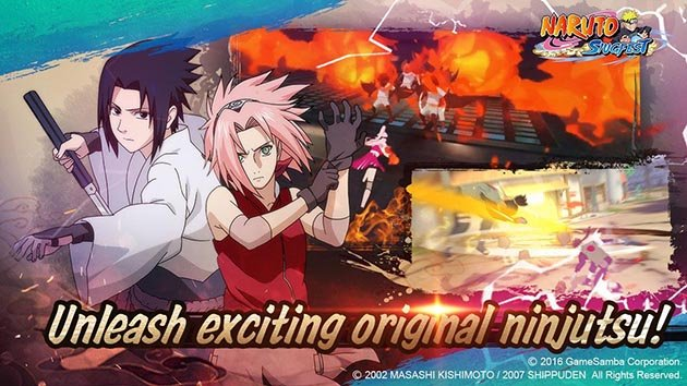 Naruto Slugfest APK + OBB Data 1 0 0 for Android - Free download