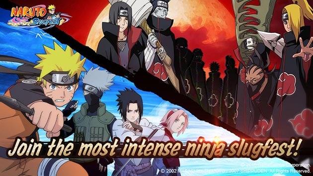 Naruto Slugfest APK + OBB Data 1 0 0 for Android - Free download