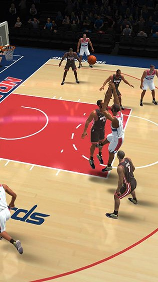 NBA NOW Mobile Basketball Game