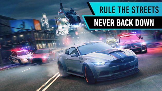 Need for Speed No Limits MOD APK + Data 3 8 3 (All GPU