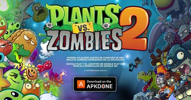 download plant vs zombie mod apk unlimited sun
