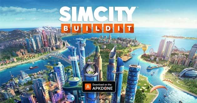 SimCity BuildIt poster