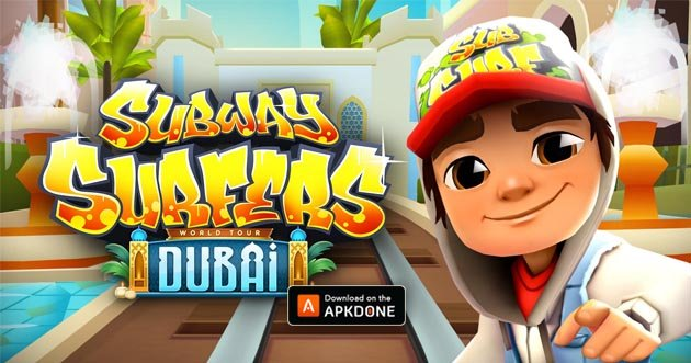 Subway Surfers 1