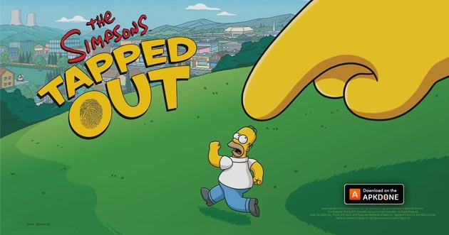 The Simpsons: Tapped Out MOD APK 4 39 1 (Free Purchase