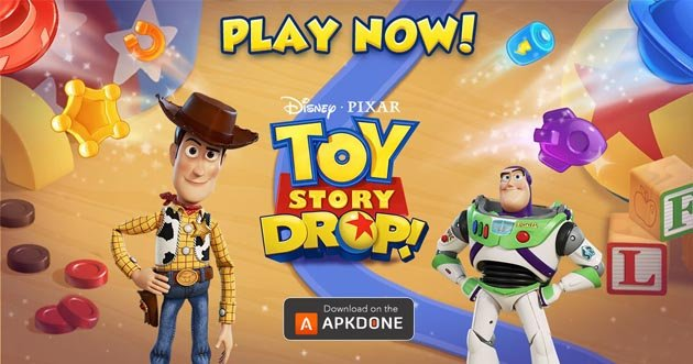Toy Story Drop MOD APK 1 4 2 (Unlimited Coins) Download for Android