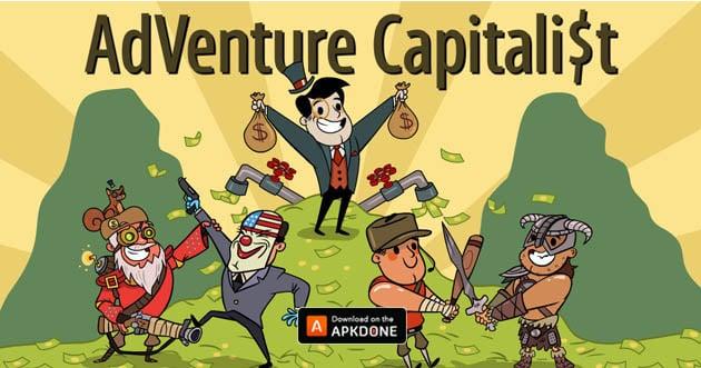 AdVenture Capitalist poster