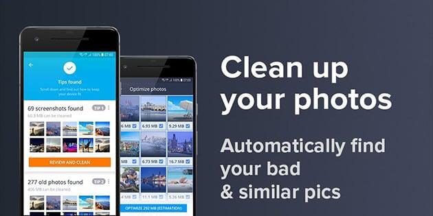AVG Cleaner Pro screenshot